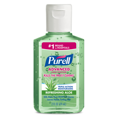 GOJ9682-24 - PURELL® Advanced With Aloe Instant Hand Sanitizer