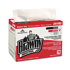 GPC295-18 - Brawny Industrial® Airlaid Medium-Duty Wipers