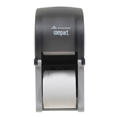 GPC567-90 - Compact® Vertical Double Roll Coreless Tissue Dispenser