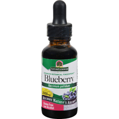 HGR0107482 - Nature's AnswerBlueberry Leaf - 1 fl oz