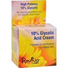 HGR0166835 - Reviva Labs10% Glycolic Acid Renaissance Cream - 1.5 oz