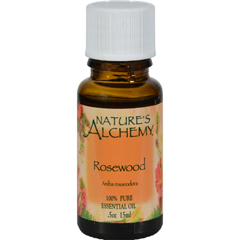 HGR0221937 - Nature's Alchemy100% Pure Essential Oil Rosewood - 0.5 fl oz