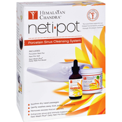 HGR0279026 - Himalayan Institute PressNeti Pot Starter Kit