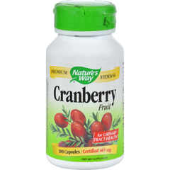 HGR0297903 - Nature's WayCranberry Fruit - 100 Capsules