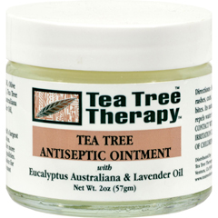HGR0333716 - Tea Tree TherapyAntiseptic Ointment Eucalyptus Australiana and Lavender Oil - 2 oz