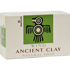 HGR0348961 - Zion HealthClay Soap - Wind - 6 oz