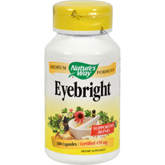 HGR0387803 - Nature's WayEyebright - 100 Capsules