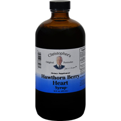 HGR0412015 - Dr. Christopher'sHawthorn Berry Heart Syrup - 16 fl oz