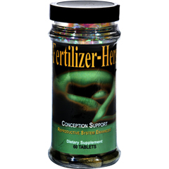 HGR0424150 - Maximum InternationalFertilizer-Hers Conception Support - 60 Tablets