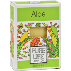 HGR0427690 - Pure LifeSoap Aloe - 4.4 oz