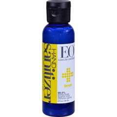 HGR0461921 - EO ProductsHand Sanitizer - Lemon - 2 fl oz - Case of 6