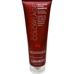 HGR0479493 - Giovanni Hair Care ProductsGiovanni Colorflage Color Defense Shampoo Remarkably Red - 8.5 fl oz
