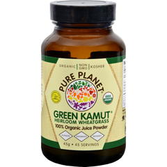 HGR0483453 - Pure PlanetGreen Kamut Dried Juice - 45 g