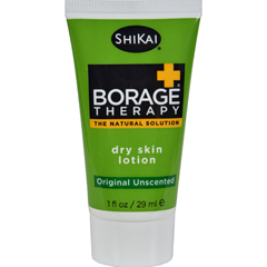 HGR0517938 - Shikai ProductsDry Skin Therapy Lotion Display Case - Trial Size - Case of 18 - 1 oz