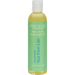HGR0538496 - Soothing TouchMassage Oil - Nut Free - 8 oz