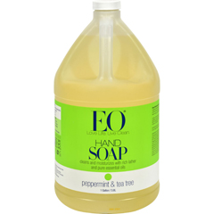 HGR0550194 - EO ProductsHand Soap Refill - Peppermint - 128 oz