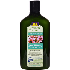 HGR0554790 - AvalonOrganics Scalp Treatment Tea Tree Conditioner - 11 fl oz
