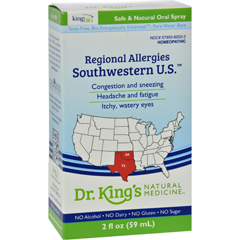 HGR0580795 - King Bio HomeopathicSouthwestern U.S. - 2 fl oz