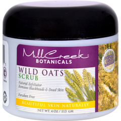 HGR0631606 - Mill CreekBotanicals Wild Oats Scrub - 4 oz