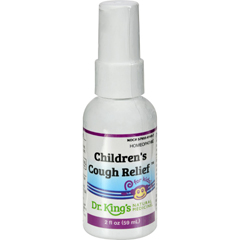 HGR0632570 - King Bio HomeopathicChildrens Cough - 2 fl oz