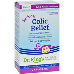 HGR0632638 - King Bio HomeopathicColic Relief - 2 oz