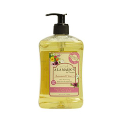 HGR0640466 - A La MaisonFrench Liquid Soap Thousand Flowers - 8.8 fl oz