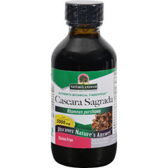 HGR0642819 - Nature's AnswerCascara Sagrada Bark - 3 fl oz