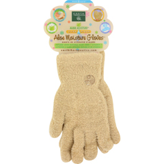 HGR0657205 - Earth TherapeuticsUltra Tan Gloves with Aloe - 1 Pair