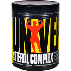 HGR0661777 - Universal NutritionNatural Sterol Complex - 180 Tablets