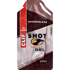 HGR0667873 - Clif BarClif Shot - Chocolate - Case of 24 - 1.2 oz