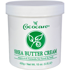 HGR0703108 - CococareShea Butter Cream - 15 oz