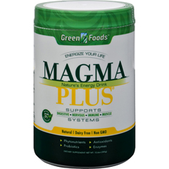 HGR0771923 - Green FoodsMagma Plus Powder - 11 oz