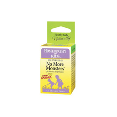 HGR0783845 - Herbs For KidsNo More Monsters Yummy Banana - 125 Chewables