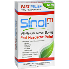HGR0785410 - SinolHeadache Relief Nasal Spray - 15 fl oz