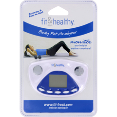 HGR0892687 - Fit and HealthyFit and Fresh Body Fat Analyzer