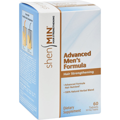 HGR0908210 - Shen MinHair Nutrient Advanced Mens Formula - 60 Tablets