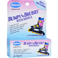 HGR0953455 - Hyland'sBumpsn Bruises With Arnica - 125 Tablets
