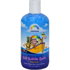 HGR0102046 - Rainbow ResearchOrganic Herbal Bubble Bath For Kids Original Scent - 12 fl oz