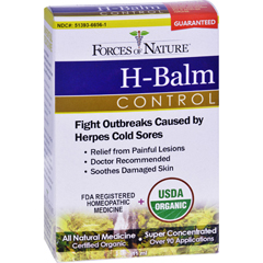 HGR1025295 - Forces of NatureOrganic H-Balm Control - 11 ml