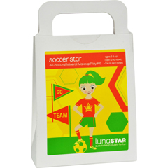 HGR1030386 - LunastarPlay Makeup Kit - Soccer Star