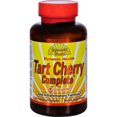 HGR1074087 - Dynamic HealthTart Cherry Complete with CherryPure - 60 Vegetable Capsules