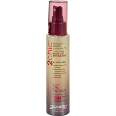 HGR1084565 - Giovanni Hair Care ProductsGiovanni 2chic Blow Out Styling Mist with Brazilian Keratin and Argan Oil - 4 fl oz
