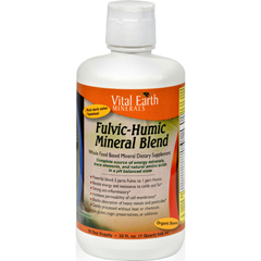 HGR1116847 - Vital Earth MineralsFulvic-Humic Mineral Blend - 32 fl oz