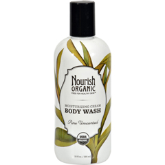 HGR1120658 - NourishOrganic Body Wash - Pure Unscented - 10 oz