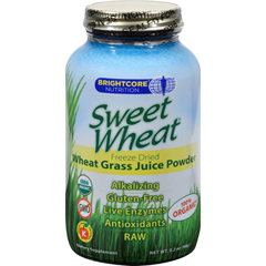 HGR1157361 - Brightcore NutritionFreeze Dried Wheat Grass Juice Powder - 3.2 oz