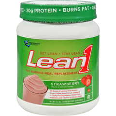 HGR1183946 - Nutrition53Lean1 Shake - Strawberry - 1.2 lbs