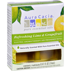 HGR1252345 - Aura CaciaAir Freshener Refill - Lime and Grape - 3 Pack