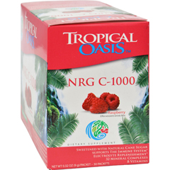 HGR1282185 - Tropical OasisNRG C-1000 - Raspberry - 30 Packets