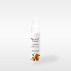 HGR1383678 - NourishOrganic Face Serum - Pure Hydrating Argan Apricot and Rosehip - .7 oz