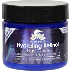 HGR1506526 - White EgretNight Creme - Hydrating Retinol - 2 oz